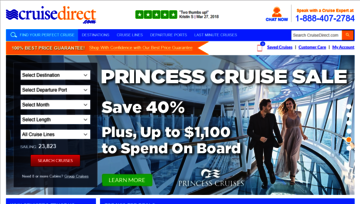 Cruise Deals - Front Page